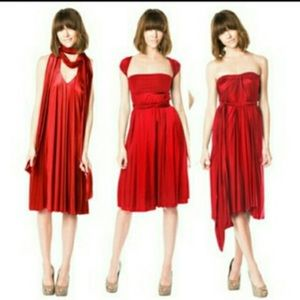 Hayley Starr Dresses - The Infinite Dress by Hayley Starr in red (New)